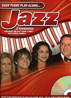 Easy Piano Play-Along: Jazz