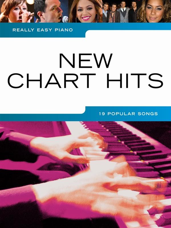 Really Easy Piano: New Chart Hits