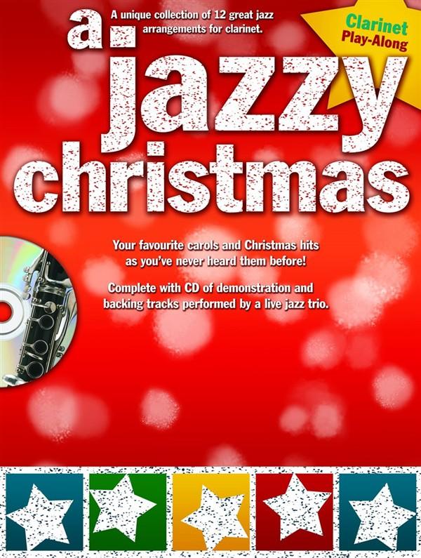 A Jazzy Christmas - Clarinet