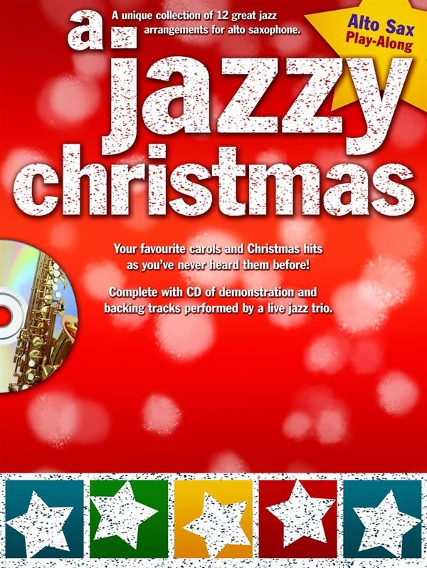 A Jazzy Christmas - Alto Saxophone
