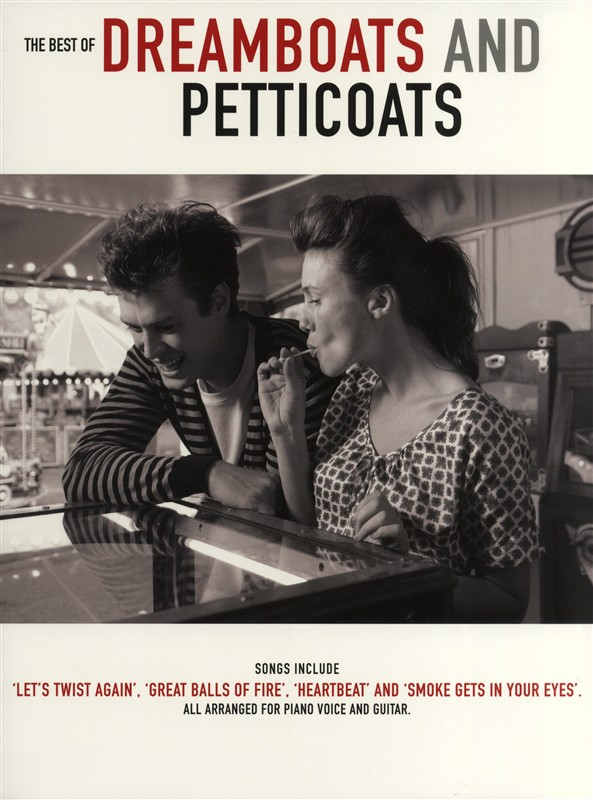 Dreamboats And Petticoats - The Best Of