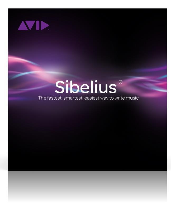 AVID SIBELIUS 7.5 (FULL VERSION)