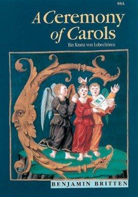 A Ceremony of Carols op. 28 (SSA & Harp/Piano)