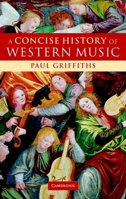 A Concise History of Western Music (Hardback)