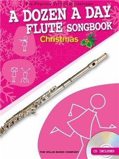 15 Christmas carols arranged for Flute