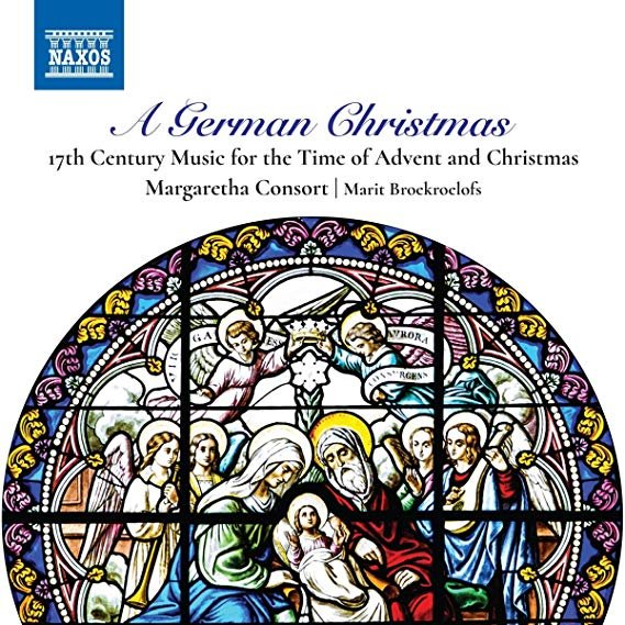 A German Christmas (Margaretha Consort)