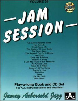 Aebersold 34 Jam Session Vol. 34