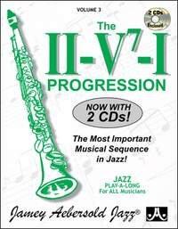 Aebersold Volume 3 - The II V I Progression