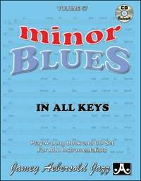 Aebersold Volume 57 - Minor Blues In All Keys