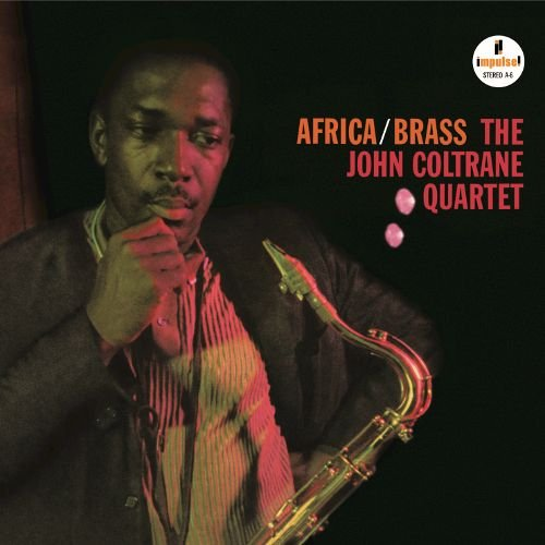 Africa/Brass + Africa Brass Sessions Vol. 2