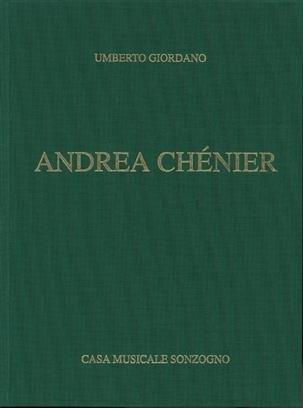 Andre Chenier Vocal Score