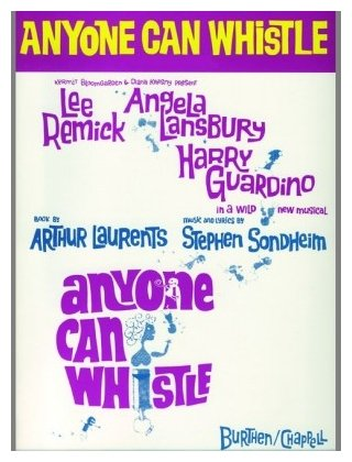 Anyone Can Whistle (vocal selections)