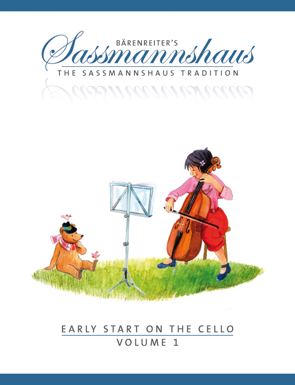 Early Start on the Cello, Volume 1 (E).