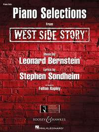 West Side Story - Piano Selections