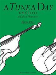 A Tune A Day For Cello Book Two
