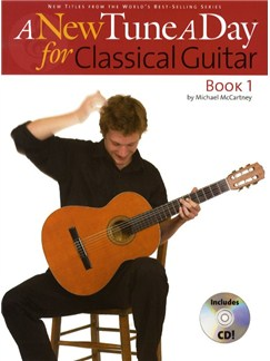 A New Tune A Day: Classical Guitar - Book 1