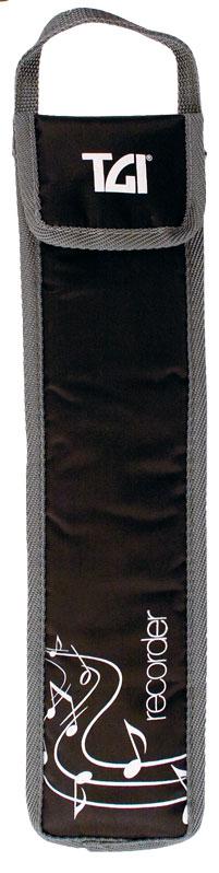 TGI Recorder Bag Black