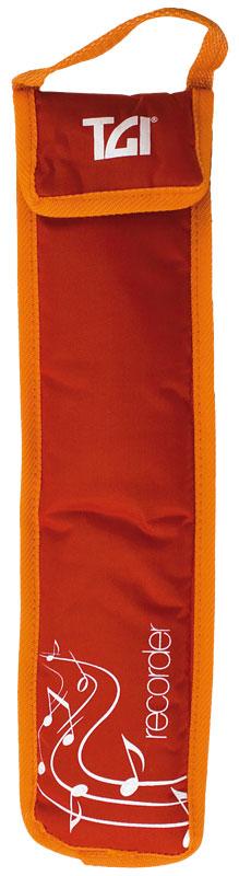 TGI Recorder Bag Red