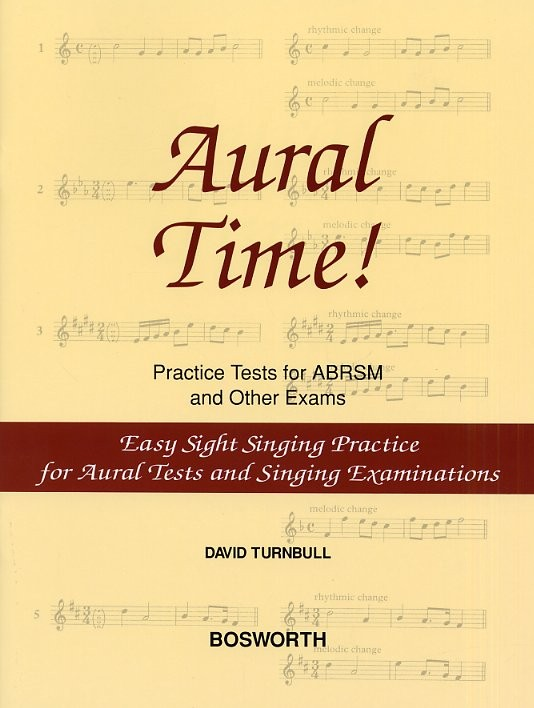 Aural Time! Easy Sight Singing Practice