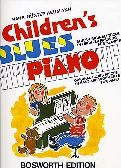 Children's Blues For Piano