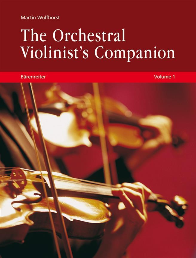 Orchestral Violinist's Companion, The (E).  Vols. 1 & 2 complete.