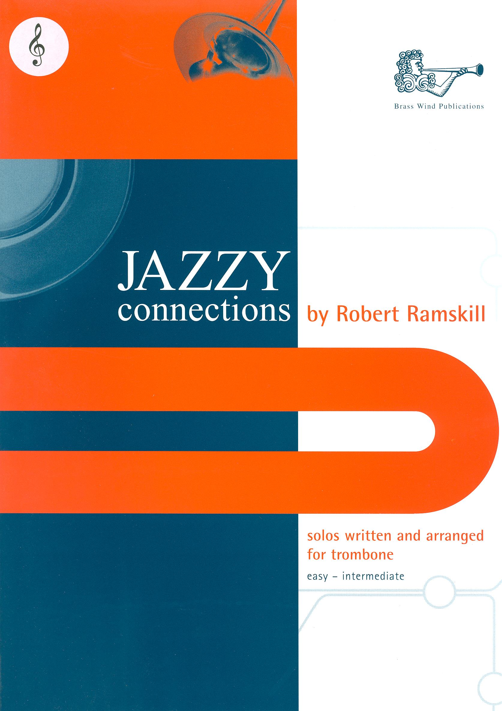 Jazzy Connections (Treble Clef)
