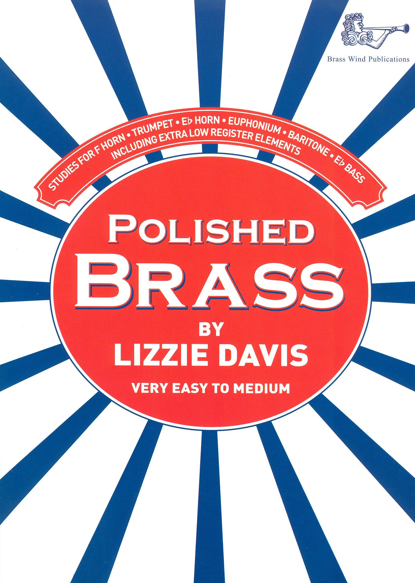 Polished Brass Treble Clef