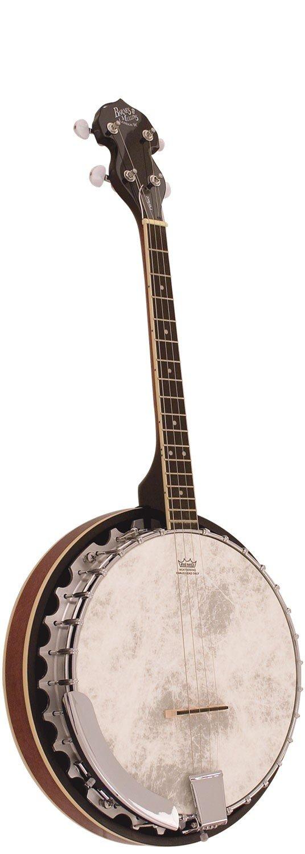 Barnes and Mullins Banjo 'Perfect' Gaelic-Irish Tenor 4 string