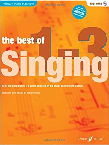 Best of Singing. Gr 1-3 (high voice/CD)