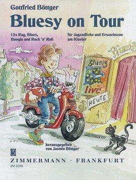 Bluesy on Tour