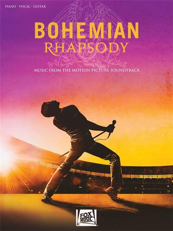 Bohemian Rhapsody - Music from the Motion Picture Soundtrack -PVG