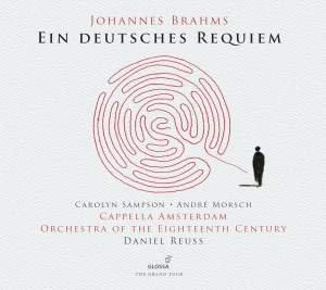Brahms Ein Deutsches Requiem - OAE - Daniel Reuss