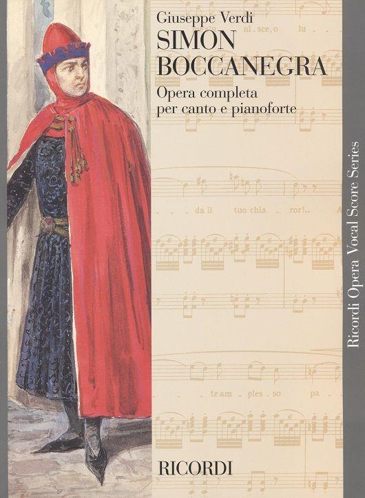 Simon Boccanegra - Libretto