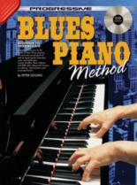 Progressive Blues Piano Method