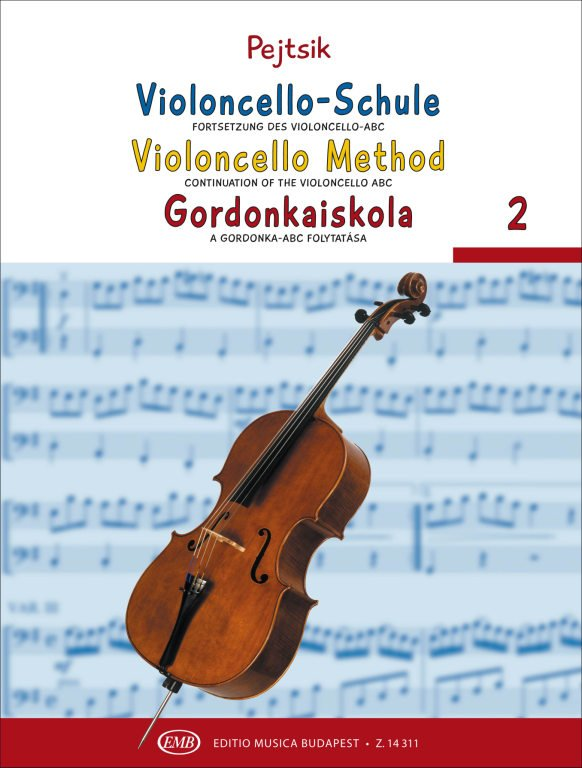 Cello Tutor Vol.2