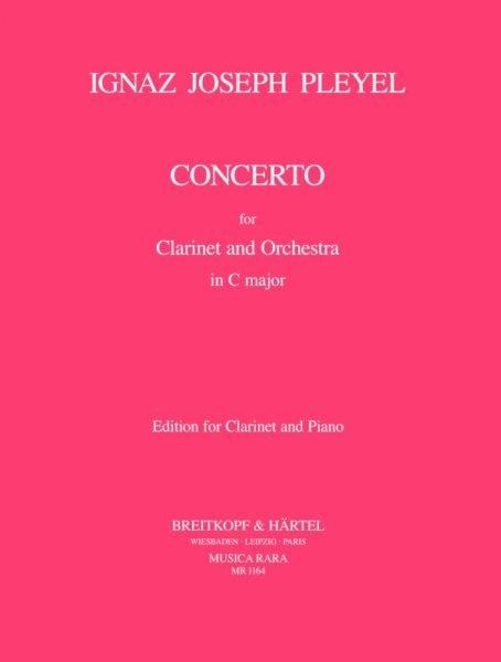 Clarinet Concerto in C
