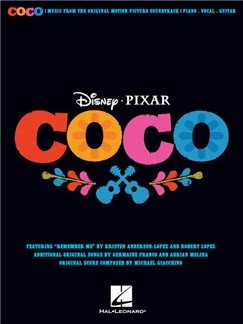 Coco - Vocal Selections  PVG