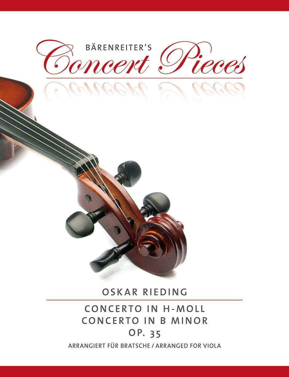 Concerto for Viola in B minor, Op 35