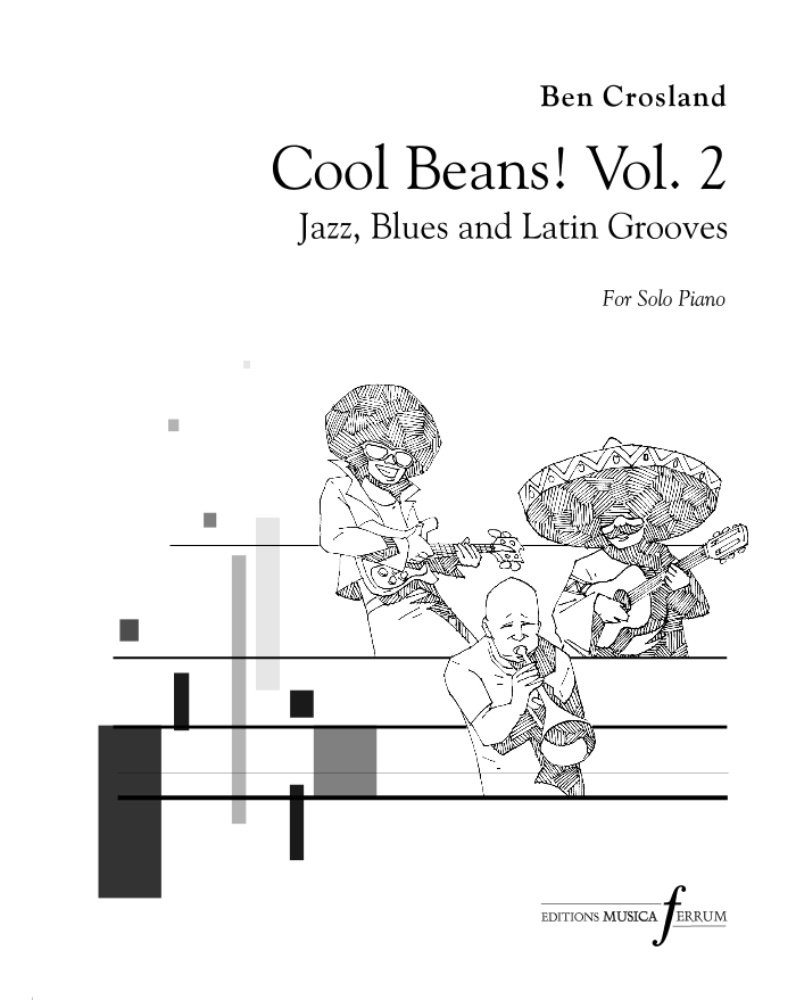 Piano Jazz Blues Latin Grooves Coolbeans