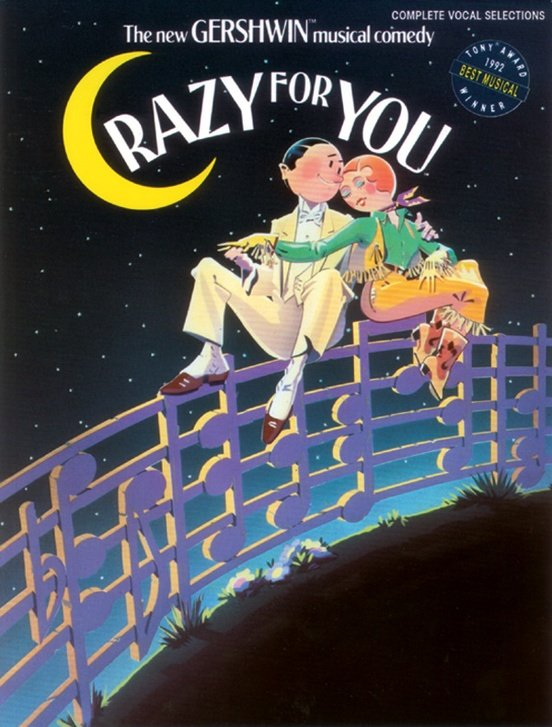Crazy For You (vocal selections)