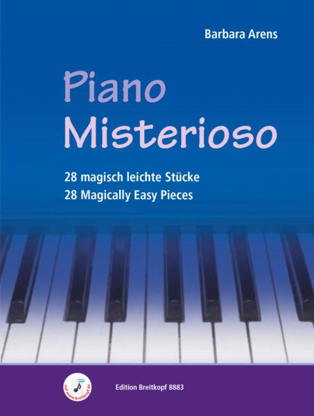 Piano Misterioso: 28 Magically Easy Pieces