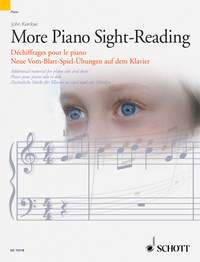 More Piano Sight-Reading Vol. 1 - Additional material for piano solo and duet