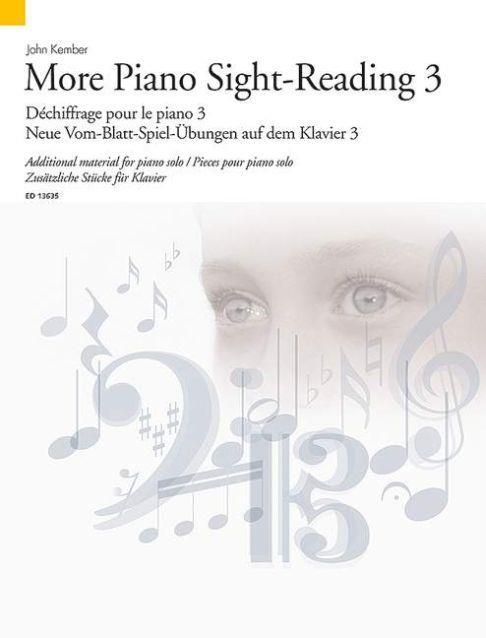 More Piano Sight-Reading 3