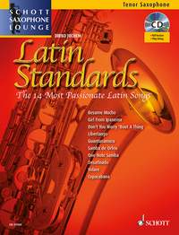 Latin Standards - The 14 Most Passionate Latin Songs