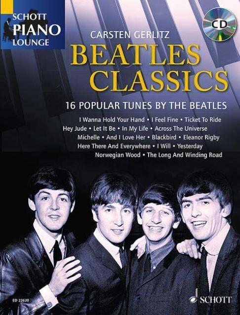 Beatles Classics for solo piano
