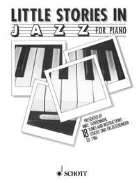 Little Stories in Jazz - 18 Tunes and Instructions