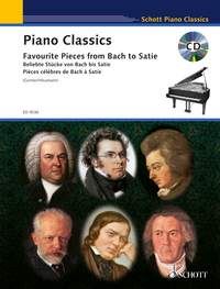 Piano Classics - Favourite Pieces from Bach to Satie