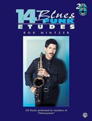 14 Blues & Funk Etudes C instruments
