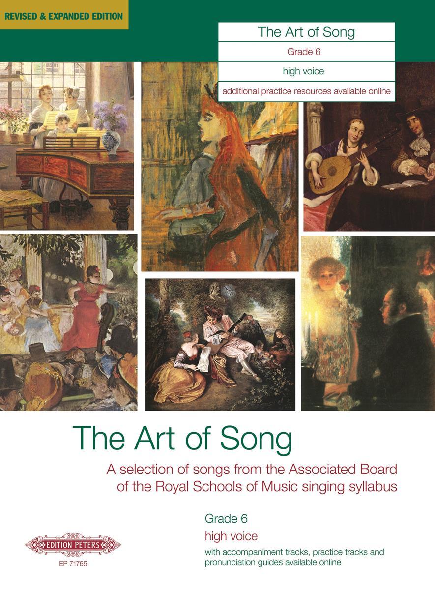 Art of Song Grade 6 High Voice