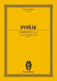 Symphony No. 4 D Minor Op. 13 B 41